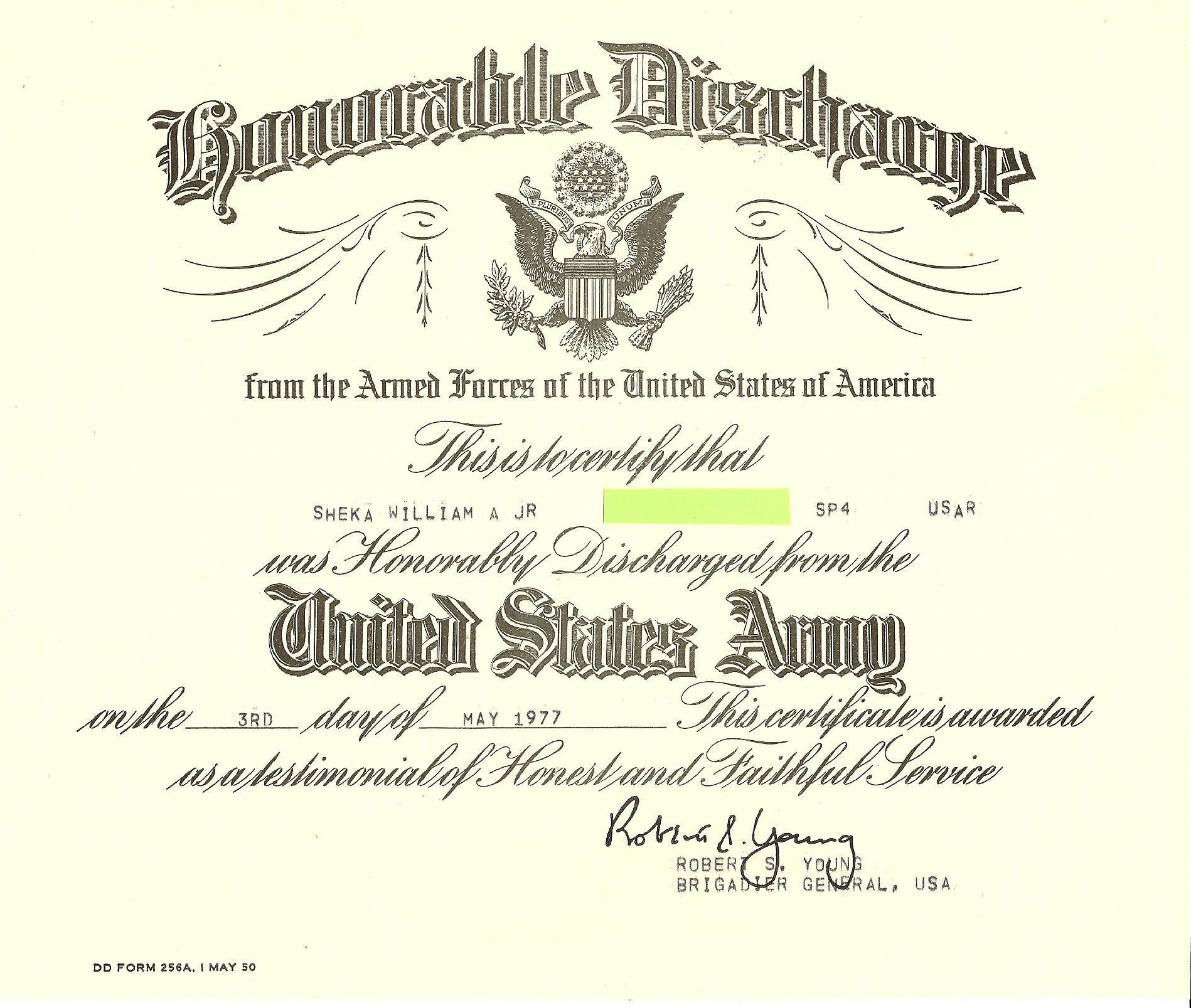 bill-jrs-army-honarable-discharge