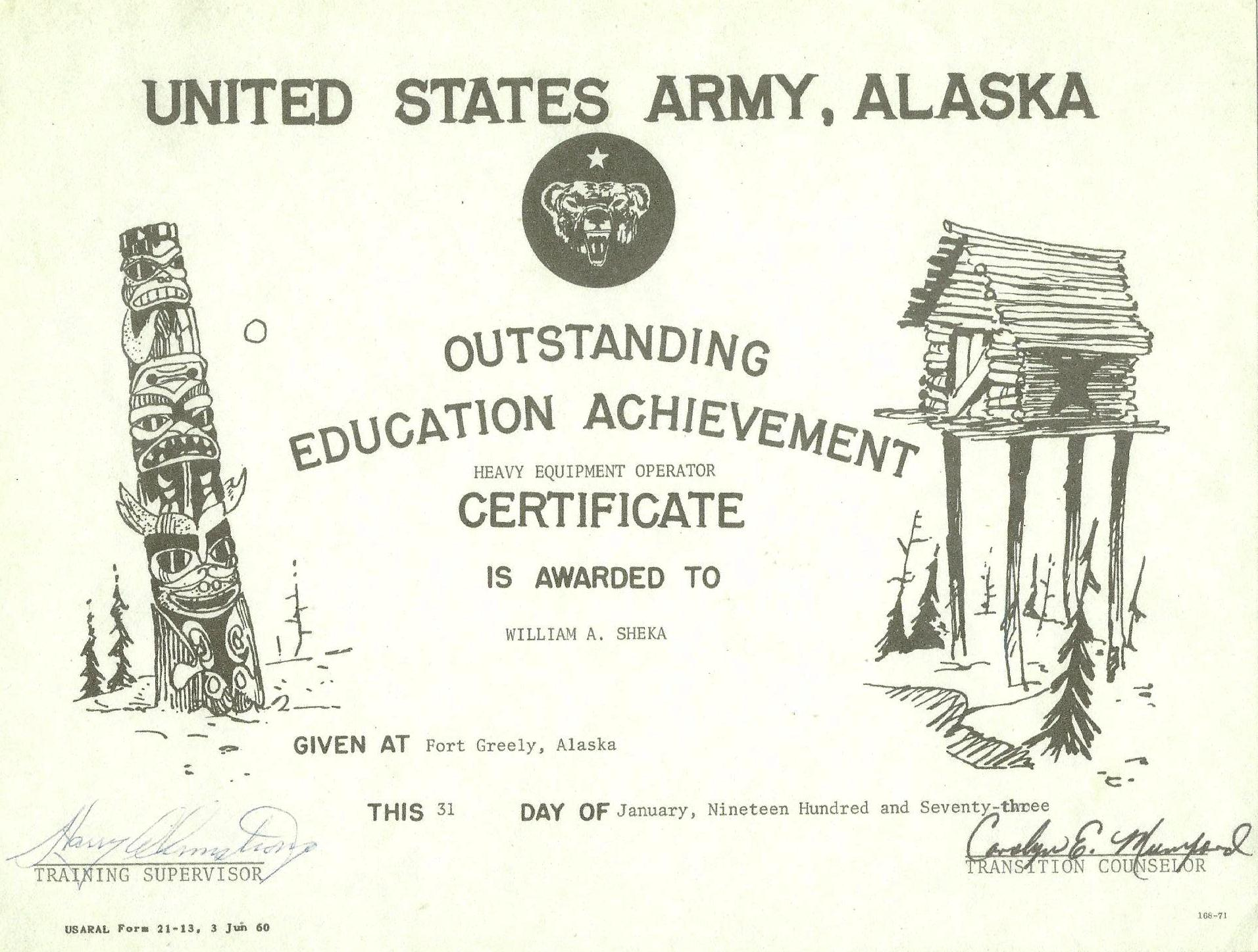 united-states-army-outstanding-education-achievement-certificate-for-heavy-equipment-operator-to-william-a-sheka-31-jan-1973