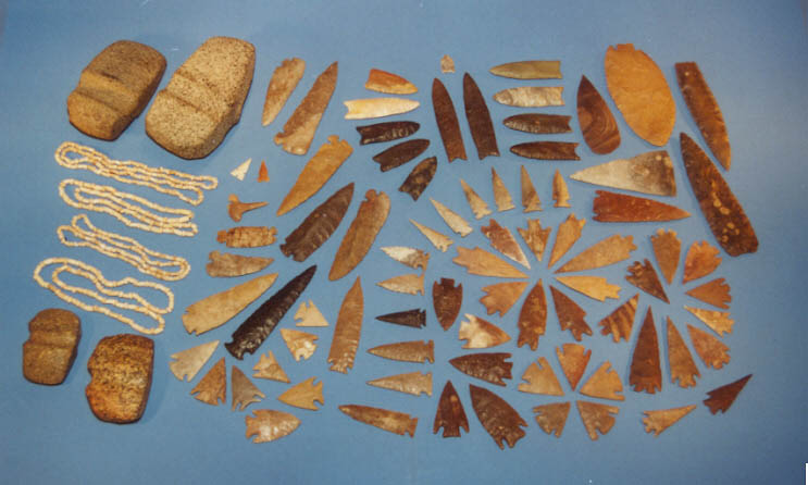 Assemblage of Documented Artifacts