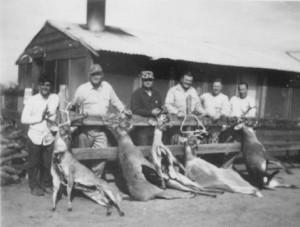 Dec 1966 Bill Sheka, Hagan Parmely, Boots Faulk, Jim Watson, John Howard, Jim Pendergrast